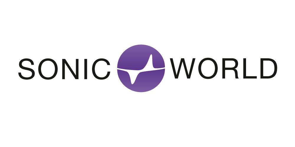 Sonicworld Branding Logo Design